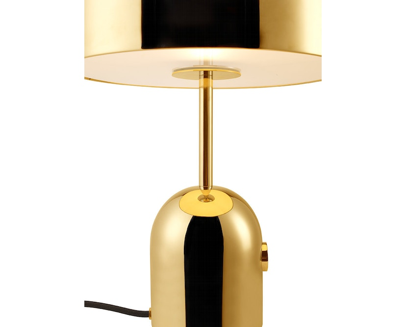 Tom Dixon - Bell Table Tischleuchte - messing - 3