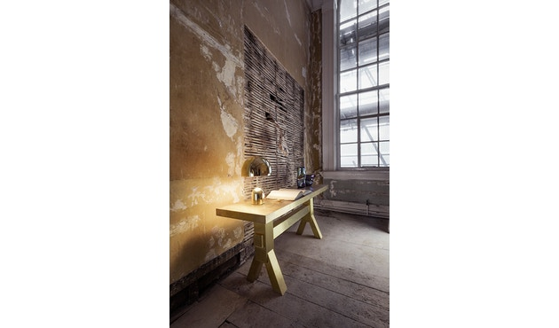 Tom Dixon - Bell Table Tischleuchte - messing - 6