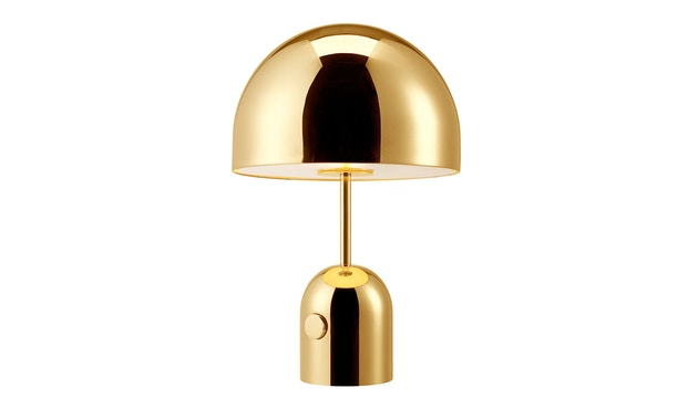 Tom Dixon - Bell Table Tischleuchte - messing - 1
