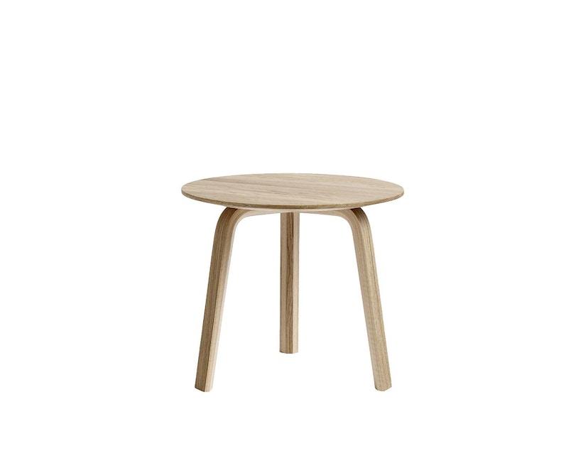 HAY - Bella Coffee Table - 45/39 - Eiche matt lackiert - 9