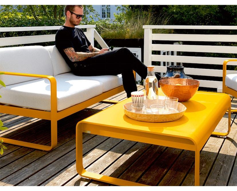 Fermob - BELLEVIE 2-Sitzer  Sofa - 42 Lakritz - 3