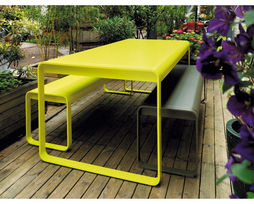 Fermob - BELLEVIE tafel - 02 cedergroen mat - 6