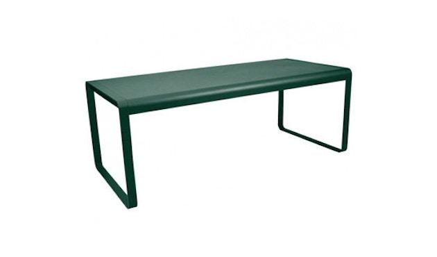 Fermob - BELLEVIE Tisch - 02 Zederngrün - 3