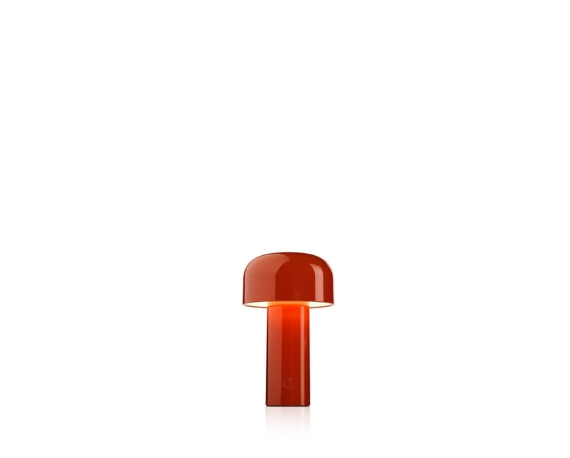 Flos - Bellhop Tischleuchte - ziegelrot - 0