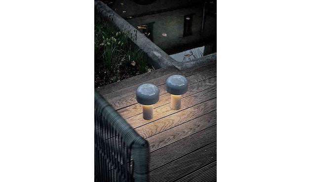 Flos - Bellhop Tafellamp - grijs - 1