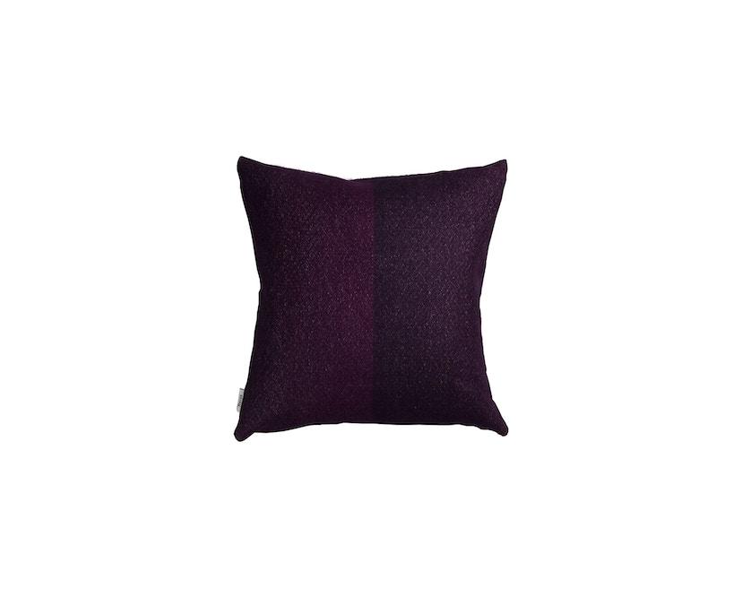 Roros Tweed - Berg Kissen - violet - 1