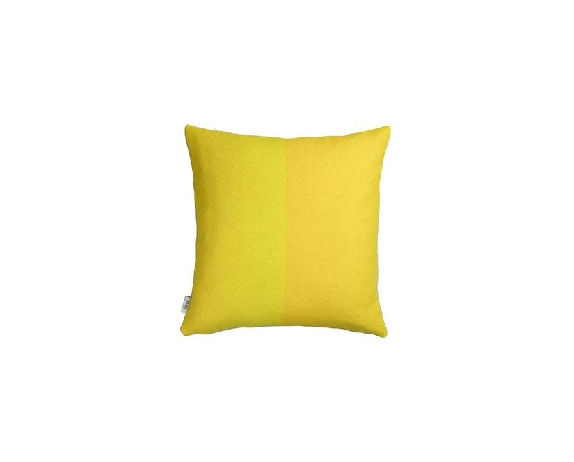 Roros Tweed - Berg Kissen - yellow  - 1
