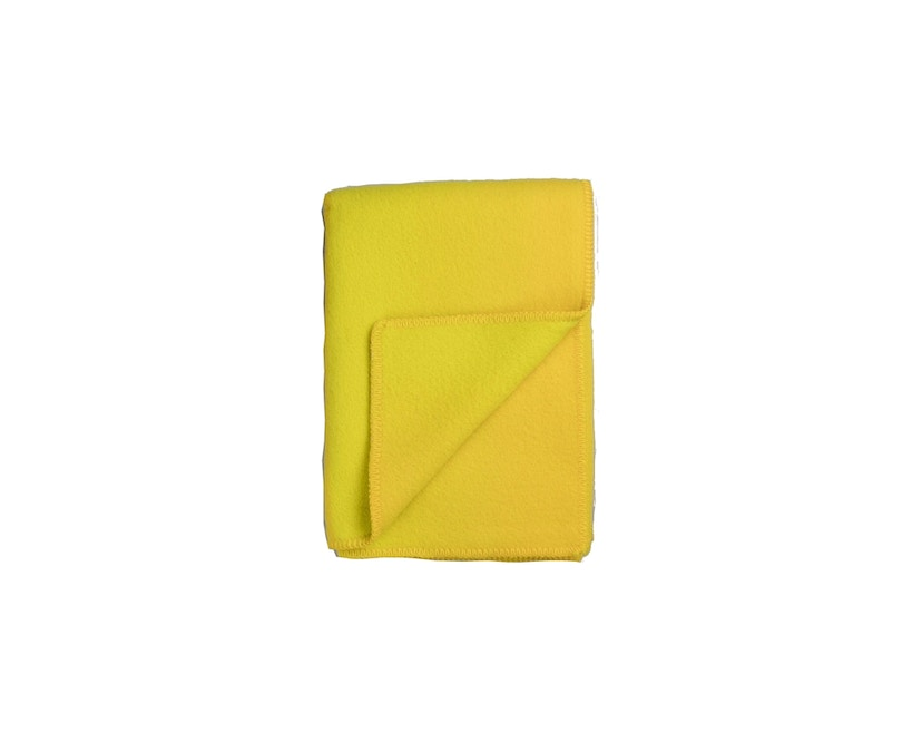 Roros Tweed - Berg Decke - yellow  - 1
