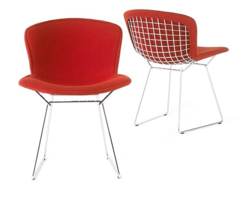 Knoll International - Bertoia Side Stuhl gepolstert - 3