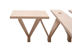 Tojo - Table de chevet Bett Lieg - 4