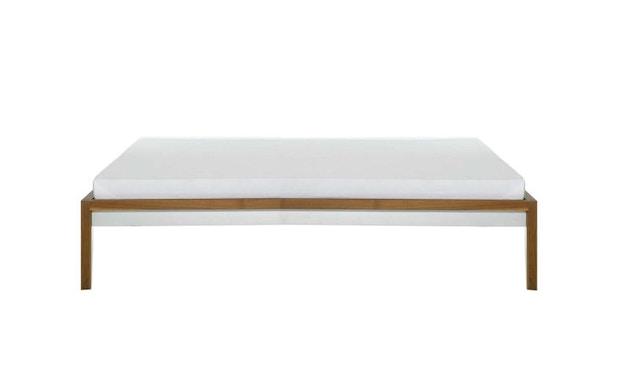 more - Room Bett - ohne Kopfteil - Bettfuß 1 - 160 x 200 cm - Eiche geölt und gewachst - 1