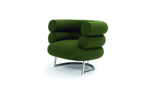 Classicon - Bibendum Sessel - Stoff Manila schwarz - Gestell schwarz - 1