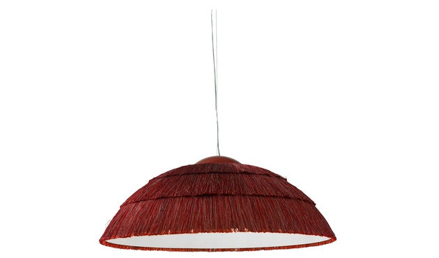 frauMaier - BigPascha hanglamp - rood - 1