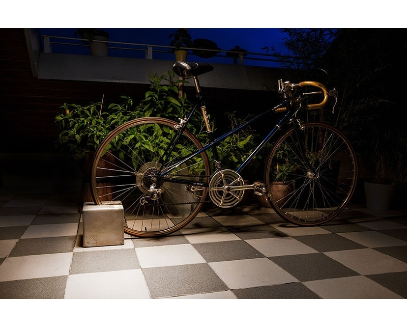 Urbanature - Bikeblock Fahrradständer - grau - 2