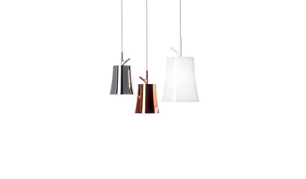Foscarini - Birdie Grande hanglamp - wit - 3