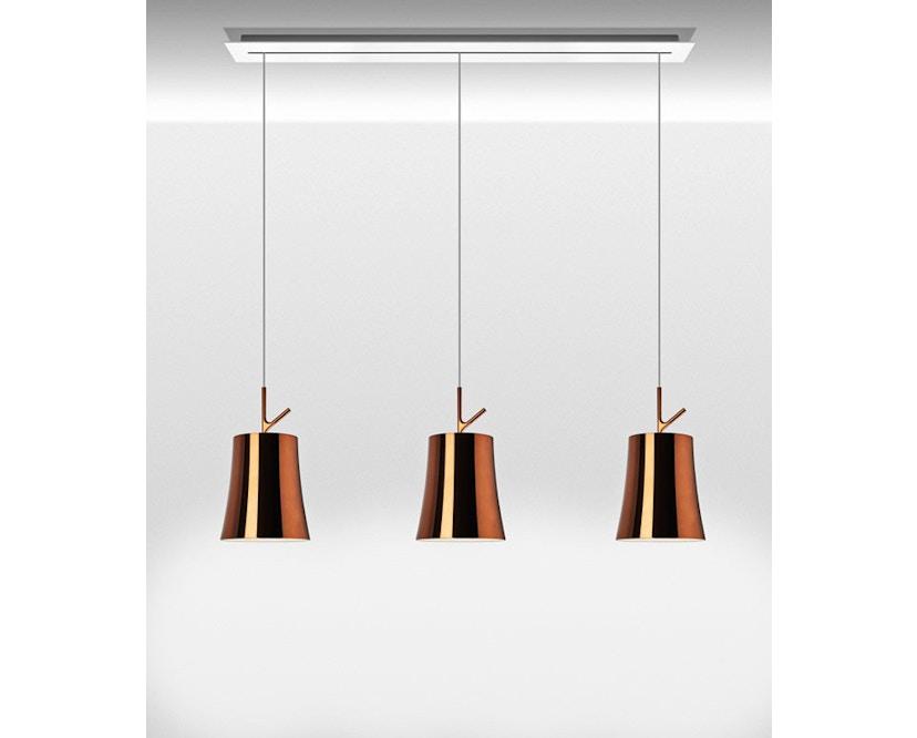 Foscarini - Birdie Grande hanglamp - wit - 4
