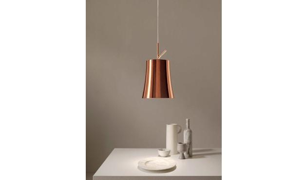 Foscarini - Birdie Grande hanglamp - wit - 5