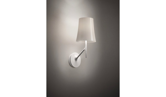 Foscarini - Applique Birdie piccola - non dimmable - rouge amarante - 2
