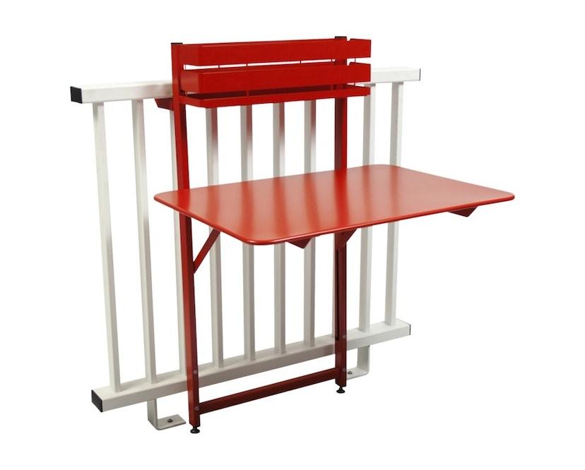 Fermob - BISTRO balkontafel - 67 klaproos gesatineerd - 1
