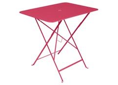 BISTRO klaptafel vierkant - 77 x 57 cm - 93 rozenpraliné
