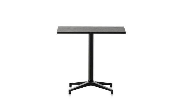 Vitra - Bistro Table indoor - rechteckig/schwarz - 1