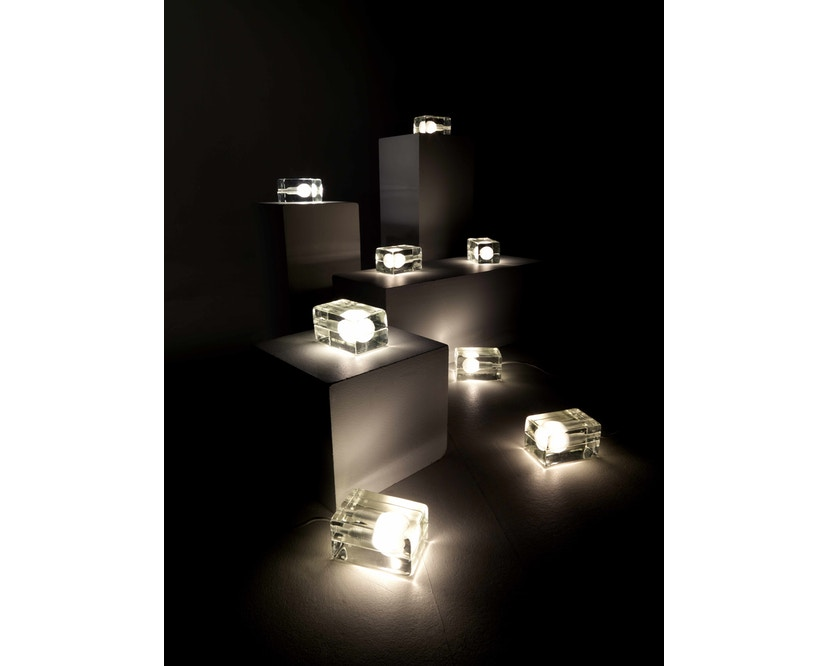 Design House Stockholm - Block Lamp - weißes Kabel - 4