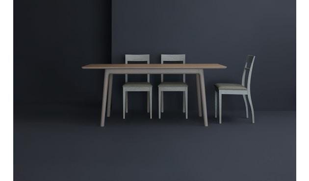 Zeitraum - Blue stoel - Eik - 3