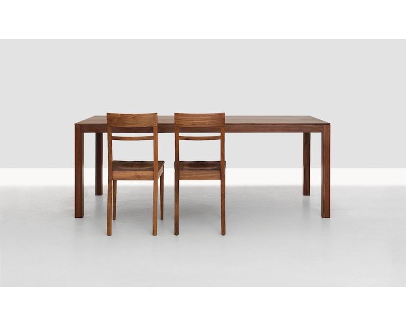 Zeitraum - Blue stoel - Eik - 4