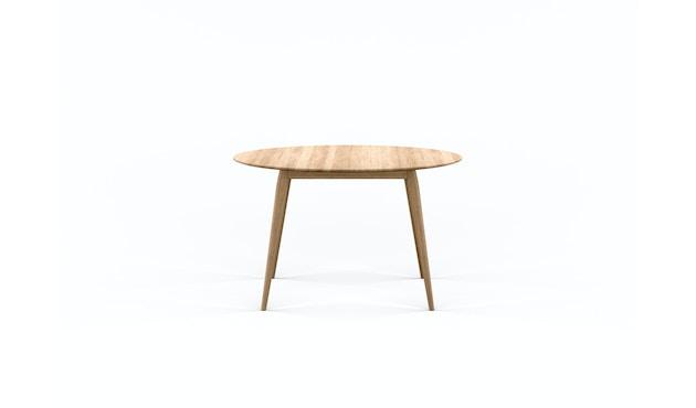 Table de salle à manger Playdinner ronde, à rallonge