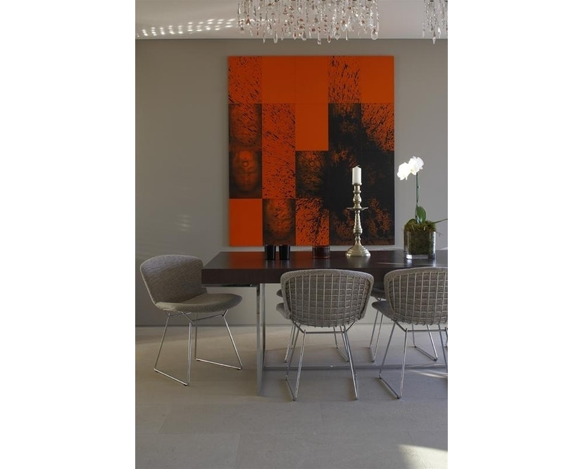 Knoll International - Bertoia Side Stuhl gepolstert - 4