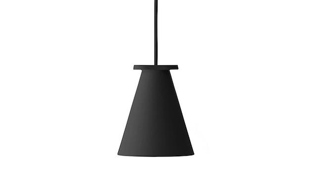 Menu - Bollard Hängeleuchte - schwarz - 1