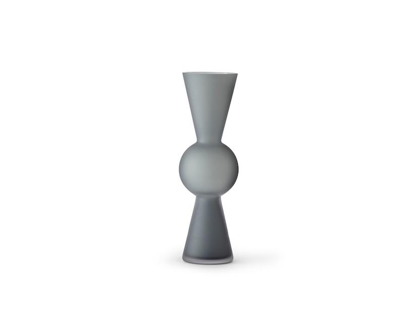 Design House Stockholm - Bon Bon Vase - grau - 1