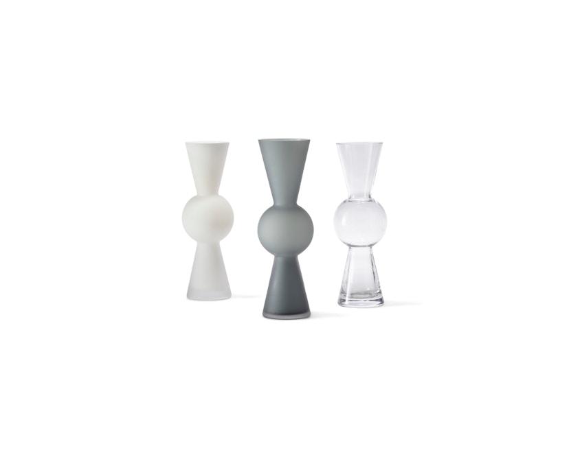 Design House Stockholm - Bon Bon Vase - grau - 3
