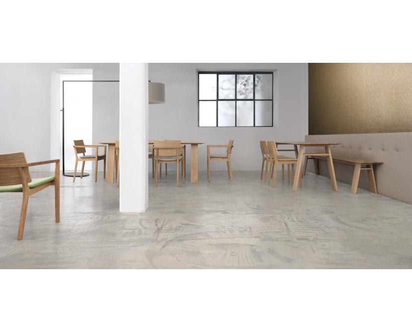 Zeitraum - Bondt Tisch - Esche massiv - 140 x 90 cm - 5