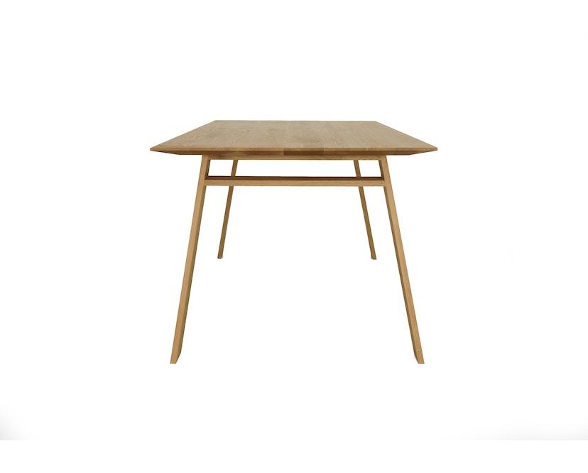 Zeitraum - Bondt Tisch - Esche massiv - 140 x 90 cm - 1