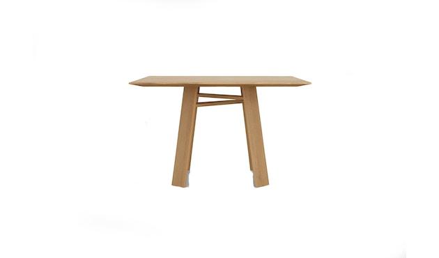 Zeitraum - Bondt Tisch - quadratisch - Esche massiv - 100 x 100 cm - 1
