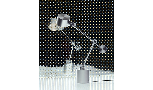 Tom Dixon - Boom Schreibtischleuchte - aluminium - 5