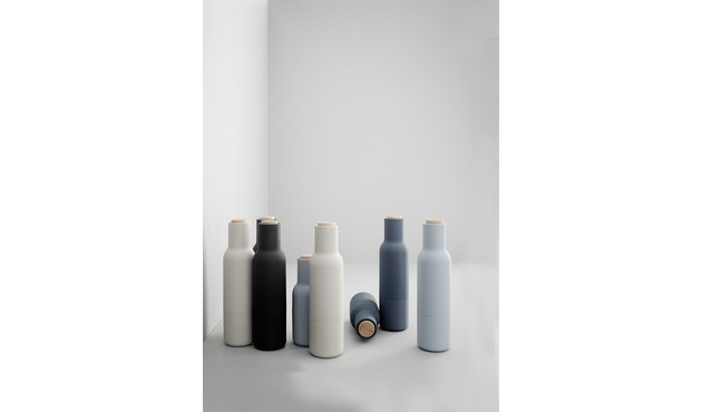 Menu - Bottle Grinder Classic Mühlen-Set - Carbon/Asche - 5