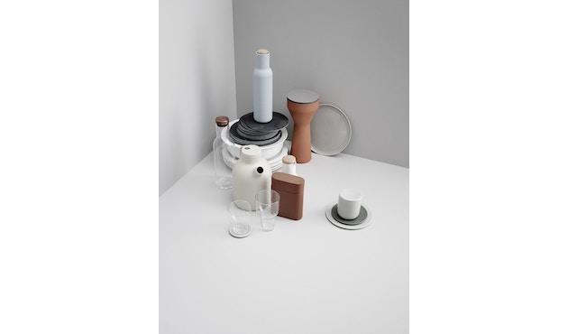 Menu - Bottle Grinder Classic Mühlen-Set - Carbon/Asche - 8