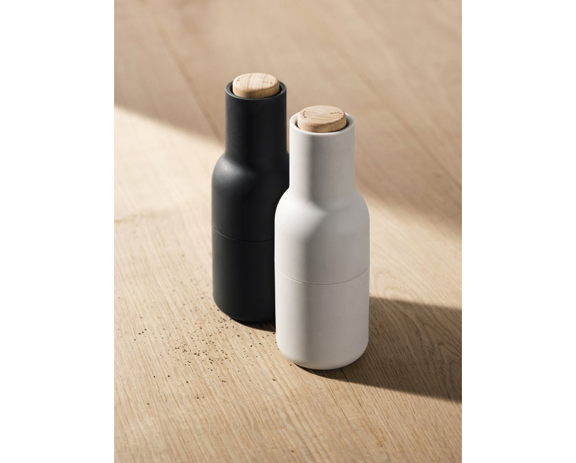 Menu - Bottle Grinder Classic Mühlen-Set - Carbon/Asche - 12