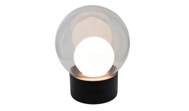 Pulpo - Boule Bodenleuchte Medium  - Transparent Opal White Inside - 1