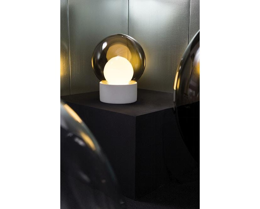 Pulpo - Pulpo Boule Tischleuchte Small - transparent/opalweiß/schwarz - 4