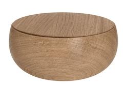 Bowl Houten doos