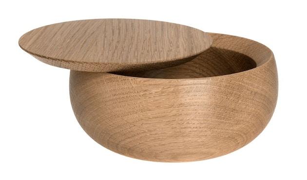 Schönbuch - Bowl Holzdose - .12 Eiche natur geölt - S - 5