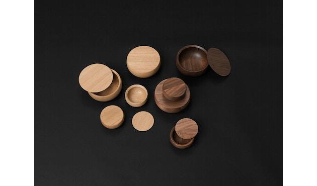 Schönbuch - Bowl Holzdose - .12 Eiche natur geölt - S - 6