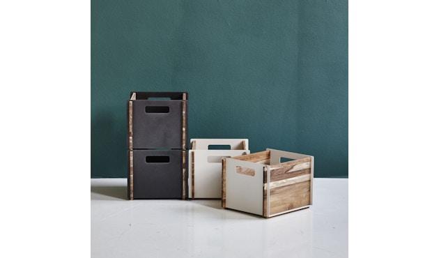 Cane-line - Box Aufbewahrungskasten - weiß - 5