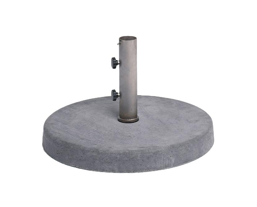 Weishäupl - Bodenplatten Schirmständer - 1