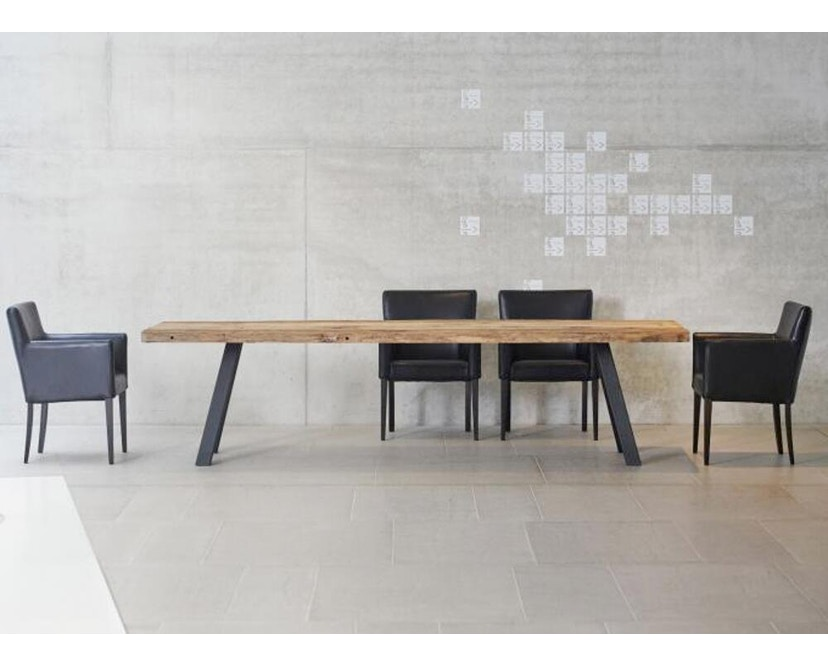Jan Kurtz - Bradford outdoor tafel - wit - 240 cm - 5