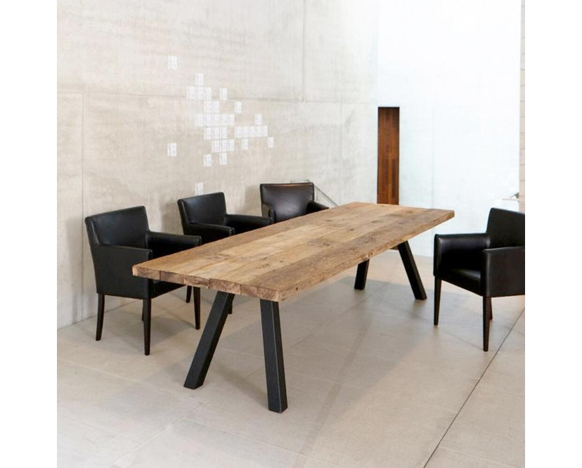 Jan Kurtz - Bradford outdoor tafel - wit - 240 cm - 6