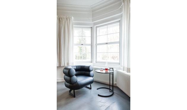 Classicon - Bibendum Sessel - Stoff Manila schwarz - Gestell schwarz - 7